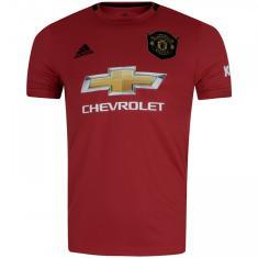 Camisa Torcedor Manchester United I 2019/20 Adidas