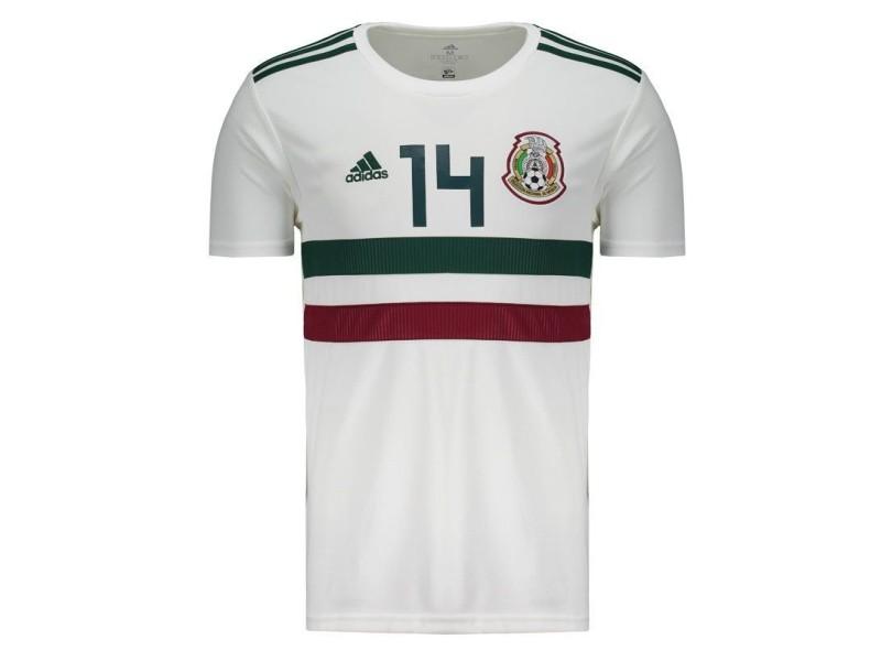 808424661d Camisa México II 2018/19 Torcedor Masculino Adidas