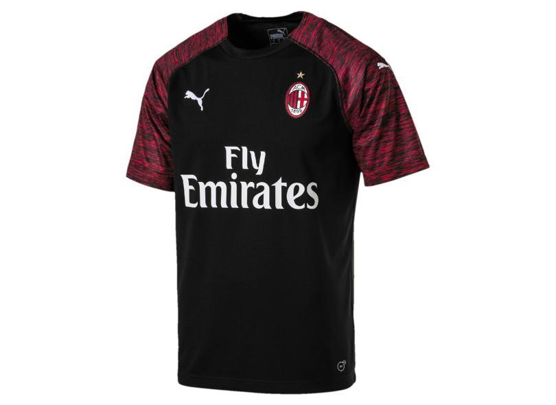 584fad1f5 Camisa Milan III 2018 19 Torcedor Masculino Puma