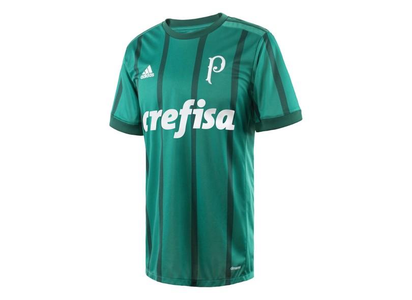 8e06cb9dbc Camisa Palmeiras I 2017 18 Torcedor Masculino Adidas