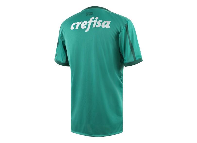 Camisa Palmeiras I 2017 18 Torcedor Masculino Adidas 11deb9df29949
