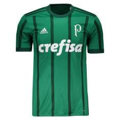 dac793ea889ec Camisa Torcedor Palmeiras I 2017 18 Adidas
