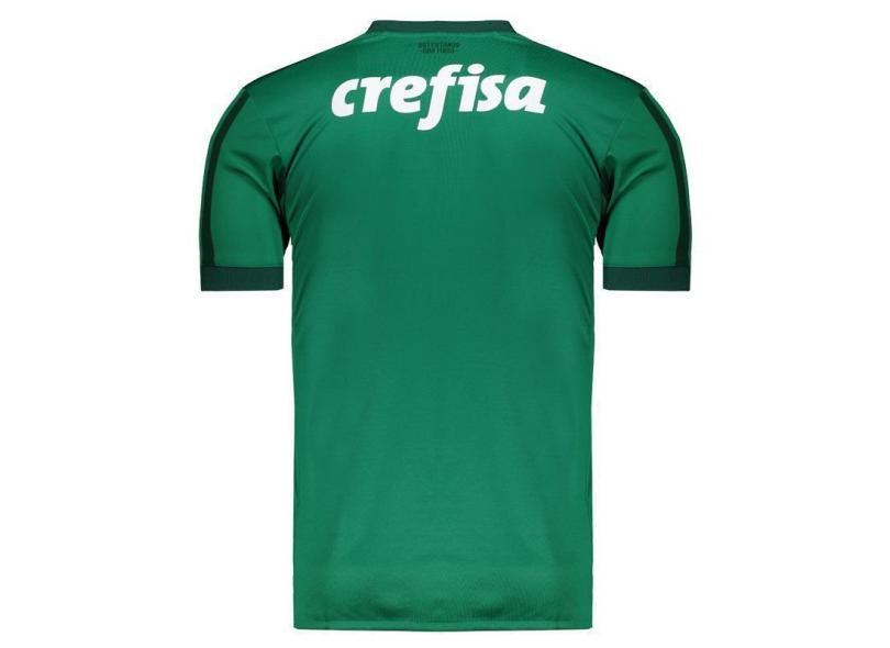 38c56398d5 Camisa Palmeiras I 2017/18 Torcedor Masculino Adidas
