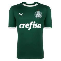 Camisa Torcedor Palmeiras I 2019/20 Puma
