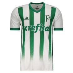 Camisa Torcedor Palmeiras II 2017/18 Adidas