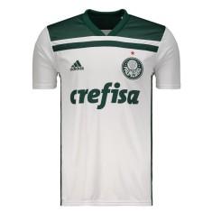 Camisa Torcedor Palmeiras II 2018 19 Adidas f3c77c2d61b75