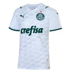 Camisa Torcedor Palmeiras II 2021/22 Puma