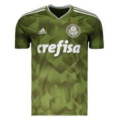 Camisa Torcedor Palmeiras III 2018 19 Adidas 8d6f449873187