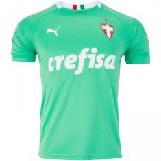 Camisa Torcedor Palmeiras III 2019/20 Puma
