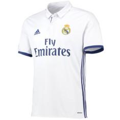 5e0188ca21 Camisa Torcedor Real Madrid I 2016 17 sem Número Adidas