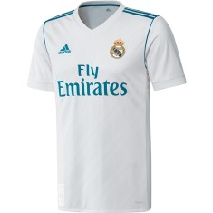 439326263d Camisa Torcedor Real Madrid I 2017 18 Adidas