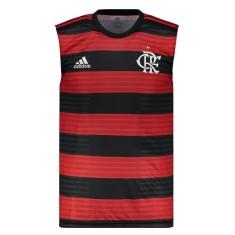 bf1c7aff39 Camisa Torcedor Regata Flamengo I 2018 19 Adidas