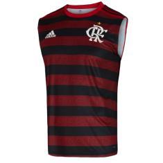 Camisa Torcedor Regata Flamengo I 2019 Adidas