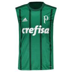 Camisa Torcedor Regata Palmeiras I 2017 18 Adidas 9c57edebf0a54