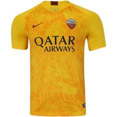 Camisa Torcedor Roma III 2018/19 Nike
