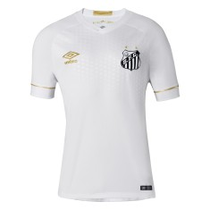 Camisa Torcedor Santos I 2018/19 Umbro