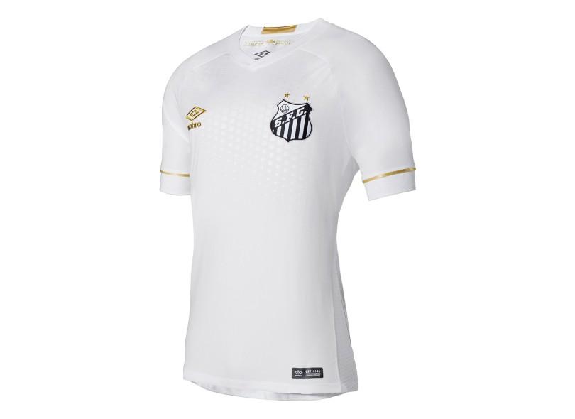 efbd8162ee Camisa Santos I 2018 19 Torcedor Masculino Umbro