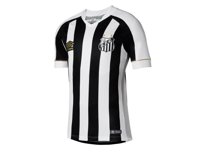 e98270e94c Camisa Santos II 2018 19 Torcedor Masculino Umbro