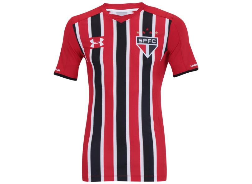 9402e31637d Camisa São Paulo II 2015 sem número Torcedor Masculino Under Armour