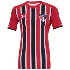 Camisa Torcedor São Paulo II 2015 sem número Under Armour