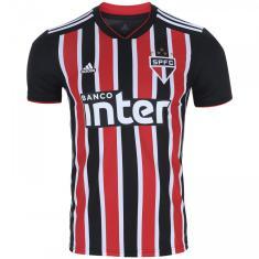2a08c86be4 Camisa Torcedor São Paulo II 2018 19 Adidas