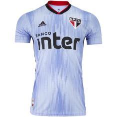 Camisa Torcedor São Paulo III 2019/20 Adidas
