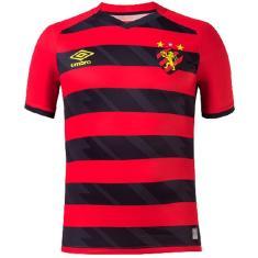 Camisa Torcedor Sport I 2021/22 Umbro