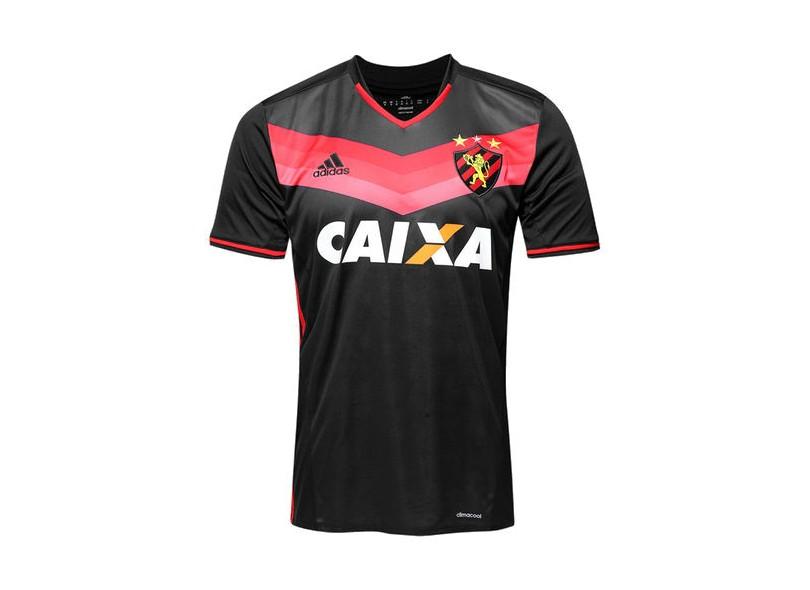 478b1ead5 Camisa Sport Recife II 2016 Sem Número Torcedor Masculino Adidas