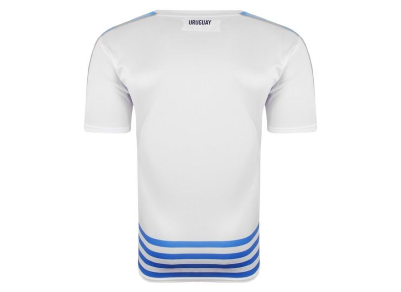 5f13a9f8b301f Camisa Uruguai II 2016 sem Número Torcedor Masculino Puma
