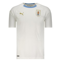 4490d4da4d749 Camisas de Times de Futebol Uruguai II - Segundo Uniforme (Away ...