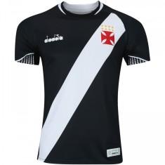 1acca256ee Camisa Torcedor Vasco da Gama I 2018 19 Diadora