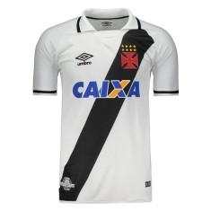 a38fa59de8 Camisa Torcedor Vasco da Gama II 2017 18 Umbro