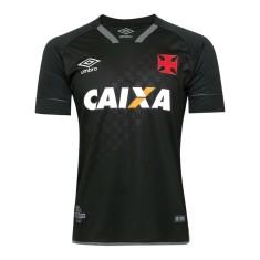 da5a342bcb Camisa Torcedor Vasco da Gama III 2017 18 Umbro