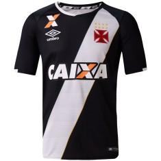 Camisa Torcedor Vasco I 2016/17 sem Número Umbro