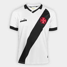 Camisa Torcedor Vasco II 2019/20 Diadora