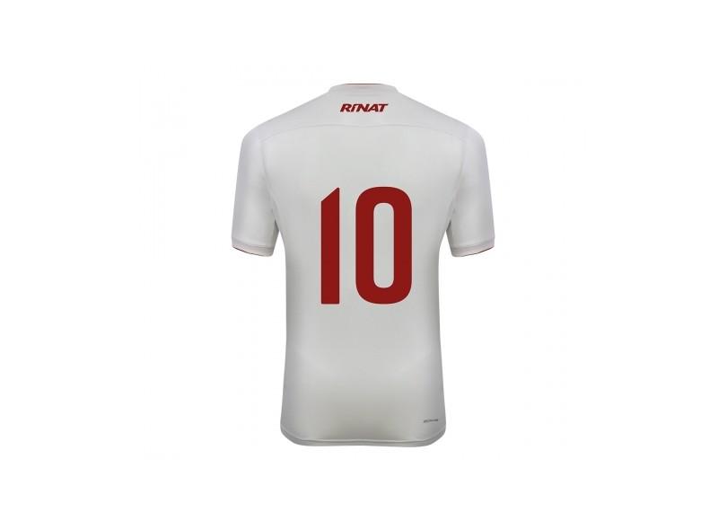 Camisa Vila Nova II 2017 com Número Torcedor Masculino Rinat 8e179e70757ea