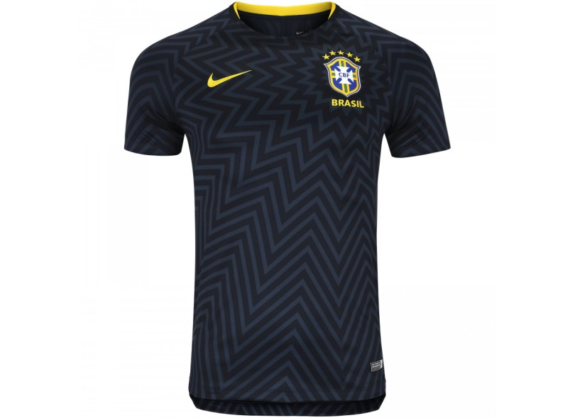 Brasil Masculino Camisa Número Nike 201819 Sem Treino ZkiPuX