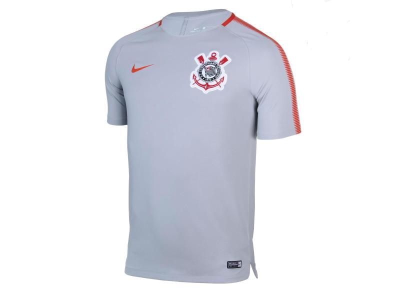 30cf2795ec Camisa Corinthians 2018 19 Treino Masculino Nike