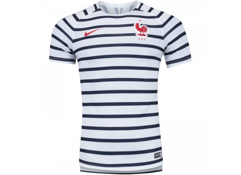 Camisa França 2018 19 Treino Masculino Nike 1d6f049a502da