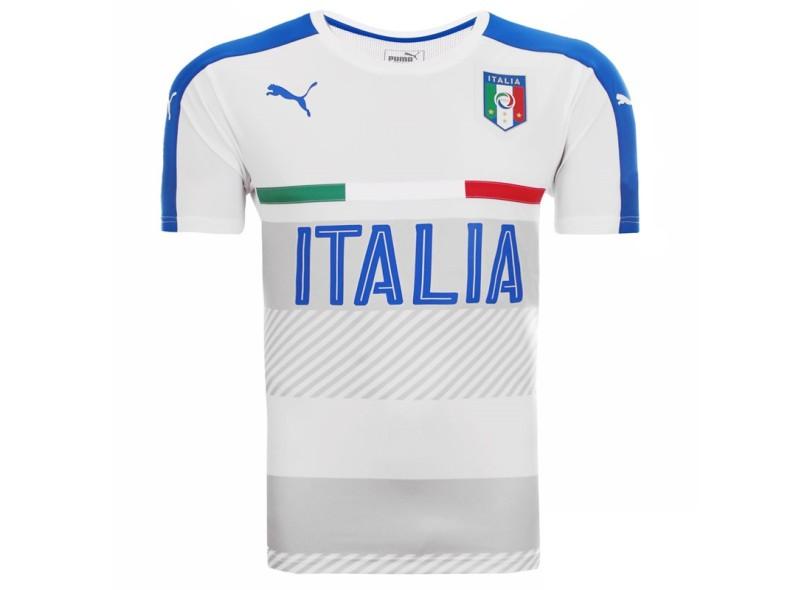 Camisa Itália 2016 Treino Masculino Puma 96d3e9e166482