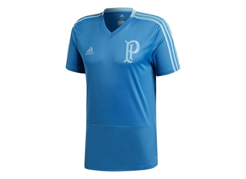 4dbb4eec1c Camisa Palmeiras 2018 19 Treino Masculino Adidas