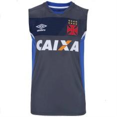 0b3ac417f1 Camisa Treino Regata Vasco da Gama 2017 Umbro