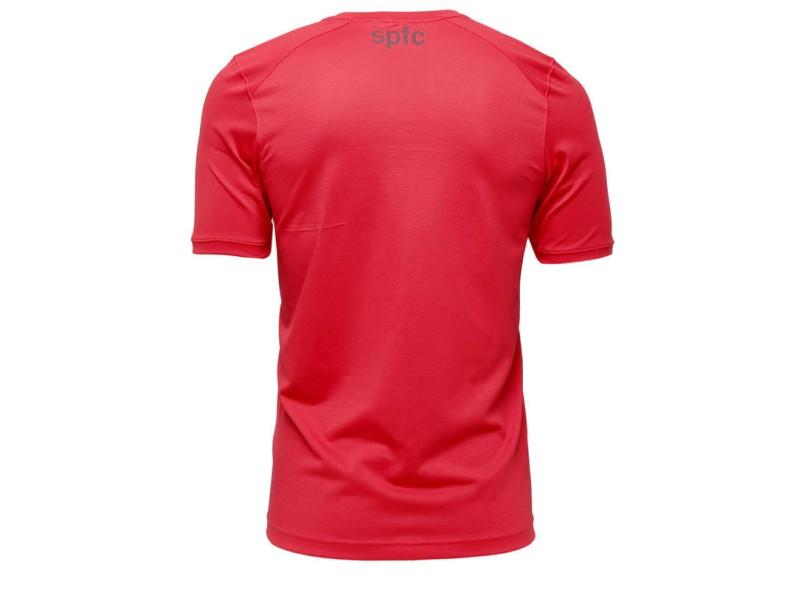 Camisa São Paulo 2017 18 Treino Masculino Under Armour 615c99dd81bd4