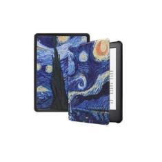 Capa Novo Kindle Paperwhite à Prova d'água - Auto hibernação - Fechamento magnético - Van Gogh