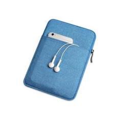 Capa Sleeve Case Kindle Kobo E Lev Azul