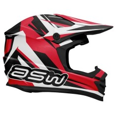 Foto Capacete ASW Image Race Off-Road