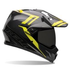 Capacete Bell MX-9 Adventure Off-Road com viseira
