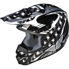 Capacete Fly Racing Kinetic Flash Off-Road