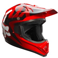 Capacete Fox VF1 Race Off-Road