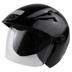 Capacete Helmet EBF Thunder Open Aberto